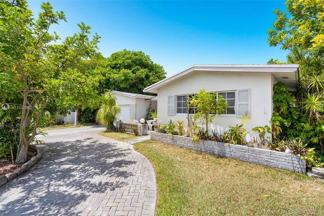 3311 Mckinley St, Hollywood, FL 33021 (MLS #A11032882) :: The Rose Harris Group