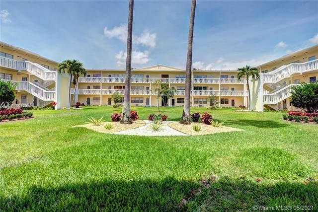 168 Dorset D #168, Boca Raton, FL 33434 (MLS #A11032920) :: Compass FL LLC