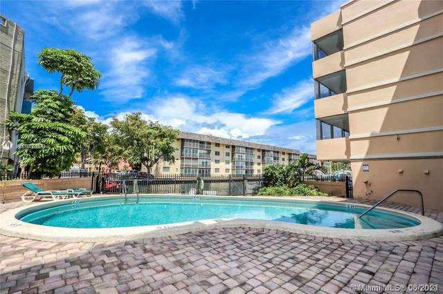 3527 NE 168th St #204, North Miami Beach, FL 33160 (MLS #A11032929) :: Castelli Real Estate Services