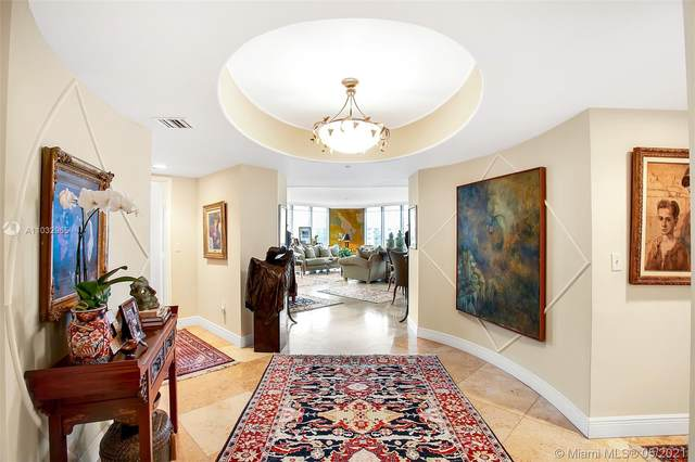 19333 Collins Ave #1610, Sunny Isles Beach, FL 33160 (MLS #A11032965) :: The Teri Arbogast Team at Keller Williams Partners SW