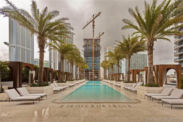 801 S Miami Ave #709, Miami, FL 33130 (MLS #A11032981) :: The Teri Arbogast Team at Keller Williams Partners SW