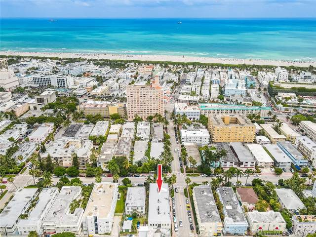 802 Euclid Ave #205, Miami Beach, FL 33139 (MLS #A11033007) :: Compass FL LLC