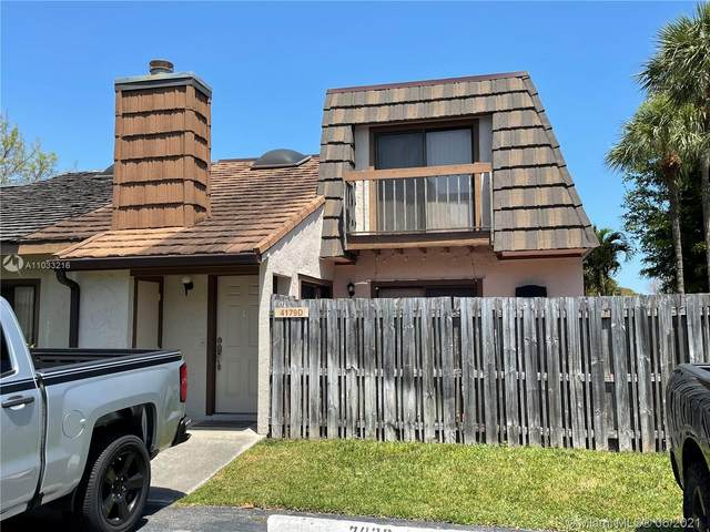 4179 Palm Bay Cir D, West Palm Beach, FL 33406 (MLS #A11033216) :: Douglas Elliman