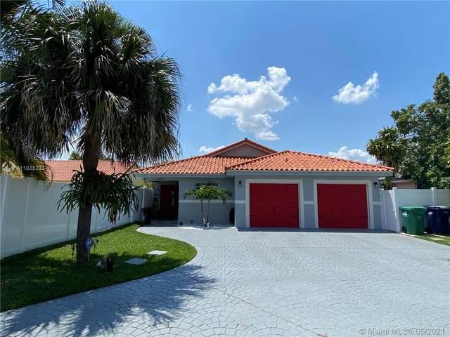 14976 NW 87th Ct, Miami Lakes, FL 33018 (MLS #A11033233) :: Berkshire Hathaway HomeServices EWM Realty