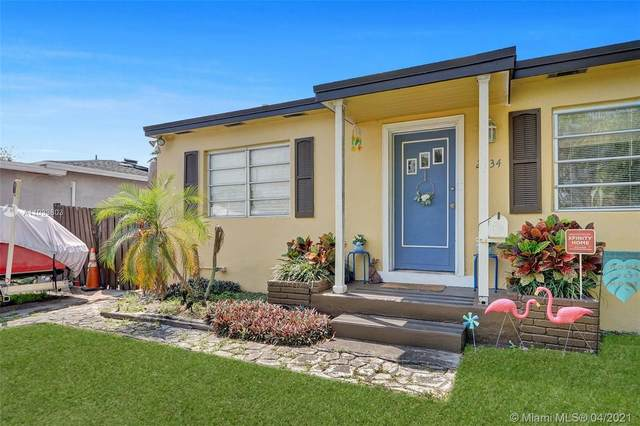 2534 Rodman St, Hollywood, FL 33020 (MLS #A11033603) :: The Riley Smith Group