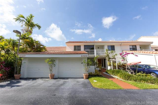 20212 NE 34th Ct 55-A, Aventura, FL 33180 (MLS #A11033616) :: The Rose Harris Group