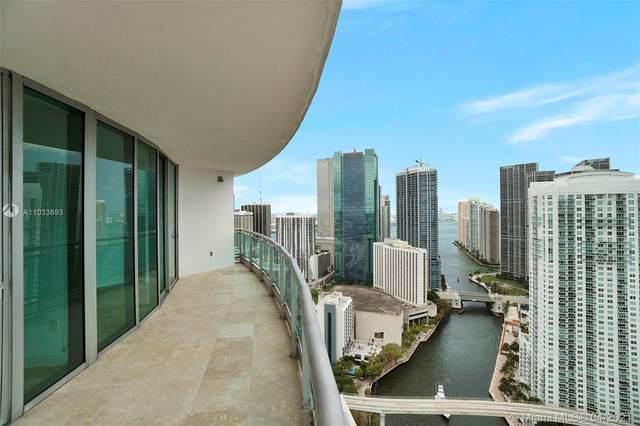 350 S Miami Ave #4002, Miami, FL 33130 (MLS #A11033693) :: GK Realty Group LLC