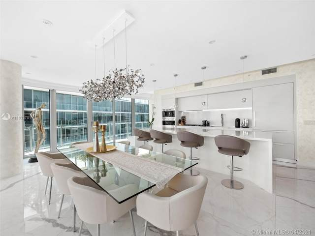 1 Collins Ave #607, Miami Beach, FL 33139 (MLS #A11033701) :: The Howland Group