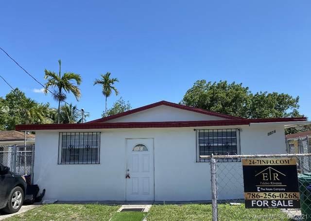 3074 NW 95th St, Miami, FL 33147 (MLS #A11033762) :: Compass FL LLC