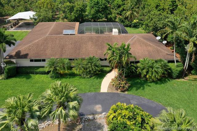 14855 SW 264 St, Homestead, FL 33032 (MLS #A11033912) :: The Riley Smith Group