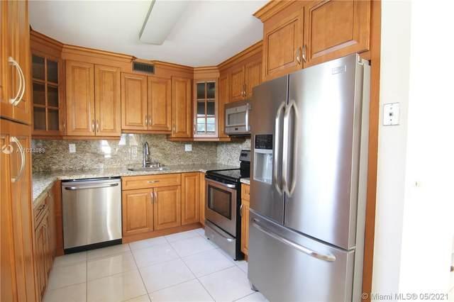 1301 SW 135th Ter 301J, Pembroke Pines, FL 33027 (MLS #A11034083) :: GK Realty Group LLC