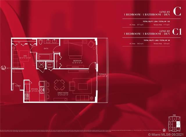 1100 S Miami Av #3803, Miami, FL 33130 (MLS #A11034217) :: Dalton Wade Real Estate Group