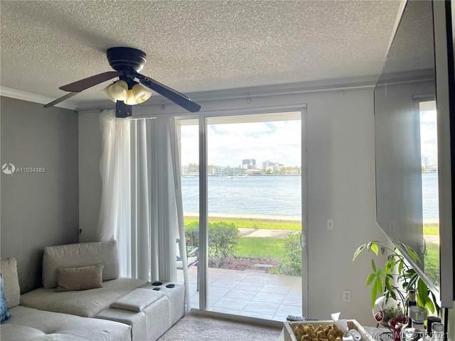 17100 N Bay Rd #1106, Sunny Isles Beach, FL 33160 (MLS #A11034383) :: Carole Smith Real Estate Team