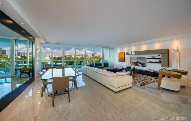 1643 Brickell Ave #806, Miami, FL 33129 (#A11034974) :: Posh Properties
