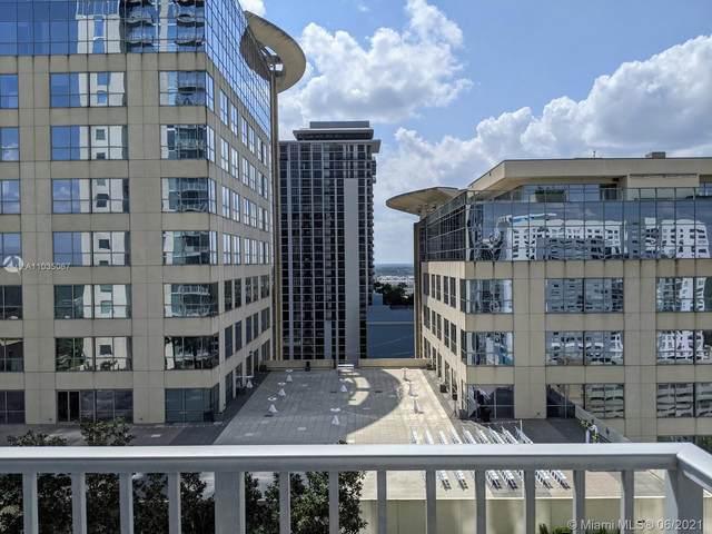 155 Court Avenue #1512, Orlando, FL 32801 (MLS #A11035067) :: The Teri Arbogast Team at Keller Williams Partners SW