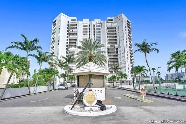 300 Three Islands Blvd #304, Hallandale Beach, FL 33009 (#A11035117) :: Posh Properties