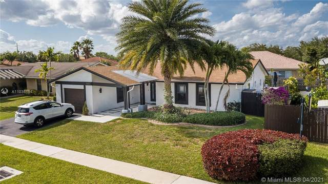 16887 W Royal Poinciana Dr, Weston, FL 33326 (MLS #A11035194) :: The Rose Harris Group