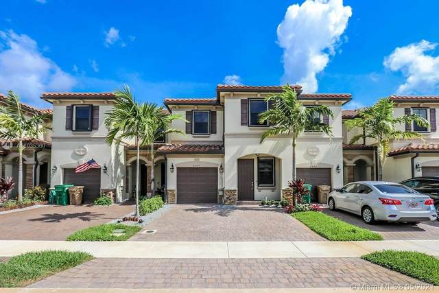 6531 N Anise Ct #6531, Davie, FL 33314 (MLS #A11035360) :: The Rose Harris Group
