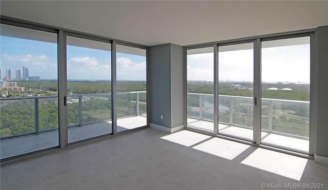 16385 Biscayne Blvd #1621, Miami, FL 33160 (MLS #A11035488) :: Dalton Wade Real Estate Group