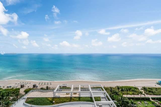 6799 Collins Ave #1404, Miami Beach, FL 33141 (MLS #A11035509) :: The Howland Group