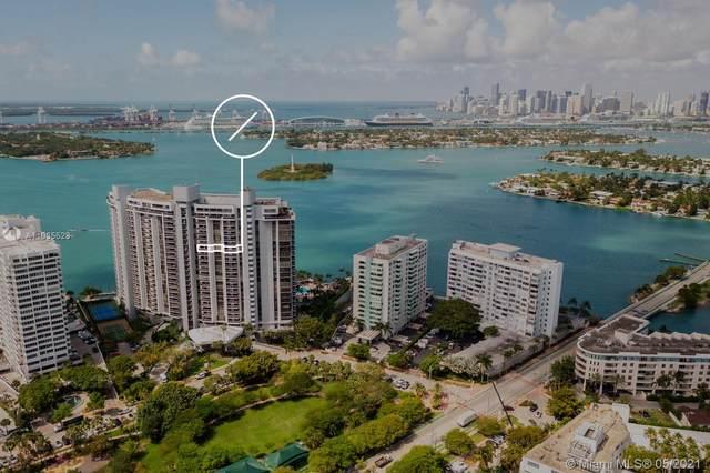 9 Island Ave #1814, Miami Beach, FL 33139 (MLS #A11035523) :: Compass FL LLC