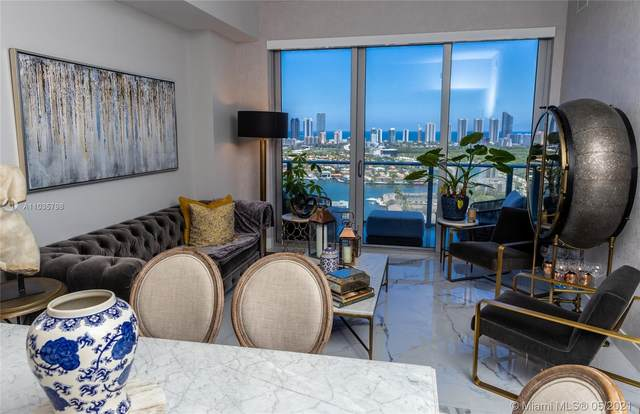 16385 Biscayne Blvd #3218, North Miami Beach, FL 33160 (MLS #A11035798) :: The Teri Arbogast Team at Keller Williams Partners SW