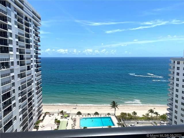 4280 Galt Ocean 17B, Fort Lauderdale, FL 33308 (MLS #A11035966) :: Compass FL LLC