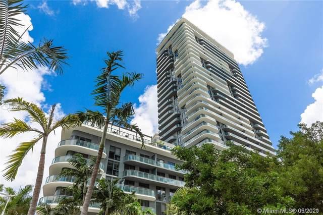 121 NE 34th St L506, Miami, FL 33137 (MLS #A11036032) :: The Howland Group