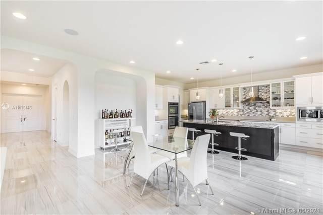 1282 SW 113th Way, Pembroke Pines, FL 33025 (MLS #A11036146) :: Berkshire Hathaway HomeServices EWM Realty