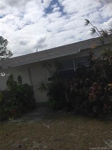 2443 Seneca Ave, Fort Pierce, FL 34946 (MLS #A11036501) :: Team Citron