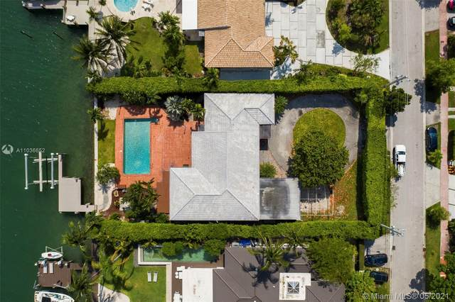 345 N Shore Dr, Miami Beach, FL 33141 (MLS #A11036652) :: The Teri Arbogast Team at Keller Williams Partners SW