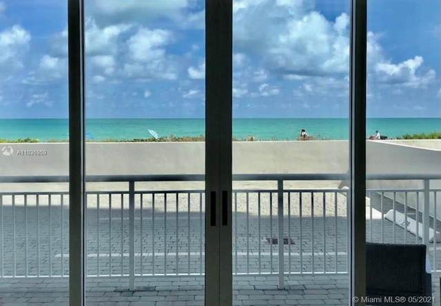 6917 Collins Ave L102, Miami Beach, FL 33141 (#A11036959) :: Dalton Wade