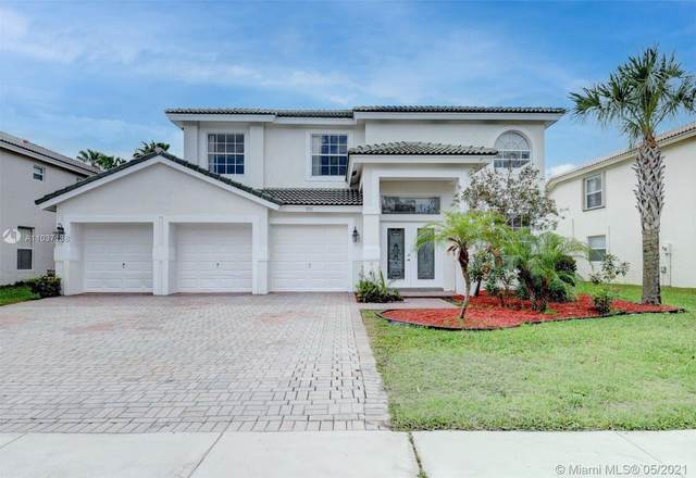 4202 Bahia Isle Cir, Wellington, FL 33449 (MLS #A11037138) :: Prestige Realty Group