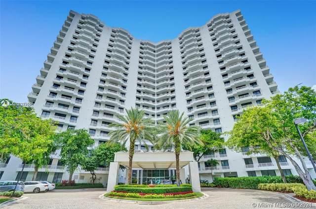 3300 NE 192nd St #405, Aventura, FL 33180 (MLS #A11037265) :: Green Realty Properties