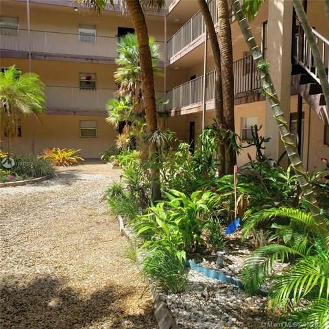 2850 Somerset Dr 106L, Lauderdale Lakes, FL 33311 (MLS #A11037276) :: Berkshire Hathaway HomeServices EWM Realty
