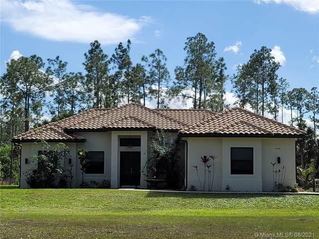 2990 E Golden Gate  Blvd, Naples, FL 34120 (MLS #A11037460) :: Equity Realty