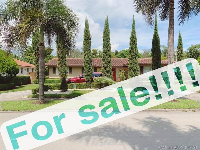 265 NE 96th St, Miami Shores, FL 33138 (MLS #A11037640) :: Rivas Vargas Group