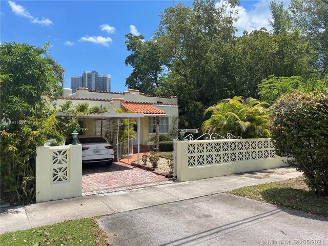 253 SW 19th Rd, Miami, FL 33129 (MLS #A11037788) :: The Teri Arbogast Team at Keller Williams Partners SW