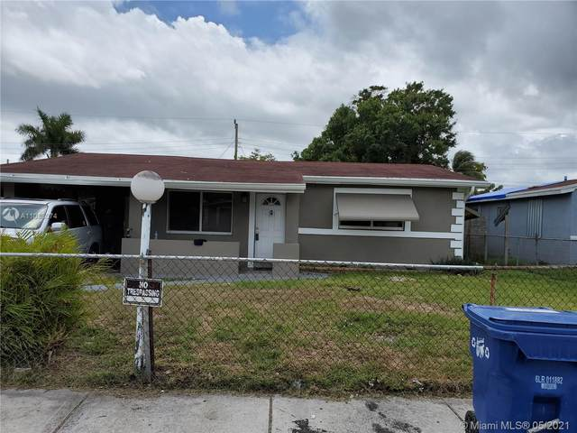3130 NW 4th Ct, Lauderhill, FL 33311 (MLS #A11038074) :: Equity Realty