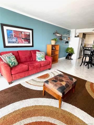 18071 Biscayne Blvd #403, Aventura, FL 33160 (MLS #A11038255) :: Castelli Real Estate Services