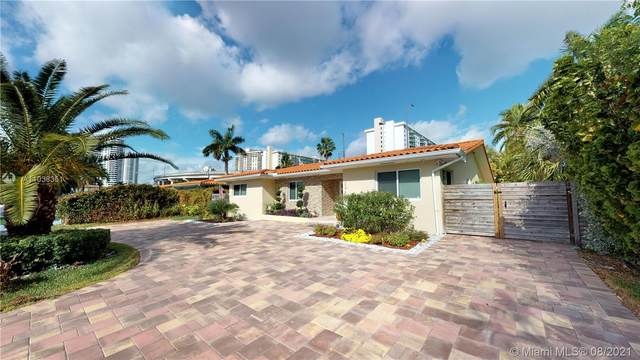 245 191st Ter, Sunny Isles Beach, FL 33160 (MLS #A11038351) :: Douglas Elliman