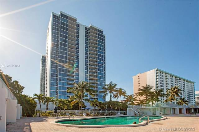 2655 Collins Ave #501, Miami Beach, FL 33140 (MLS #A11038438) :: The Teri Arbogast Team at Keller Williams Partners SW