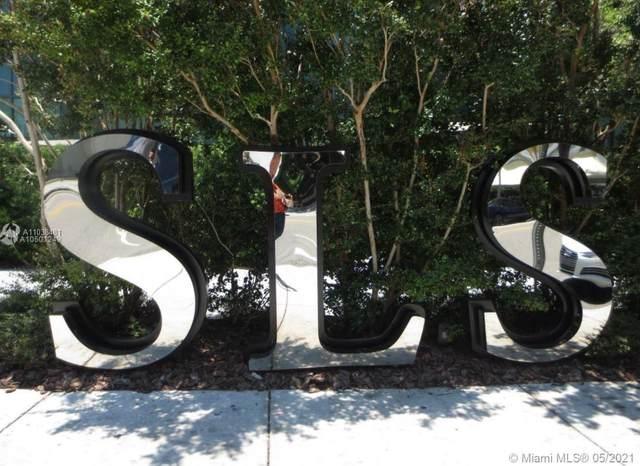 1300 S Miami Ave #4606, Miami, FL 33130 (MLS #A11038481) :: The Rose Harris Group