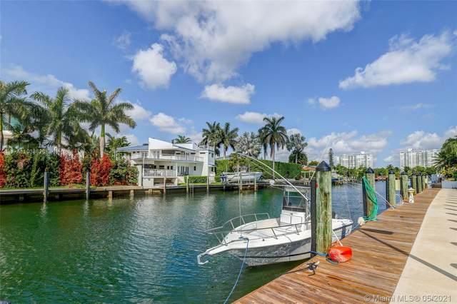 11930 N Bayshore Dr #303, North Miami, FL 33181 (MLS #A11038626) :: Prestige Realty Group