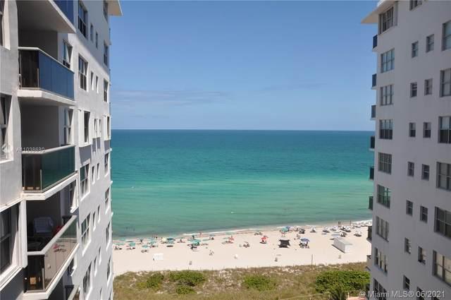 6039 Collins Ave #1519, Miami Beach, FL 33140 (#A11038680) :: Posh Properties