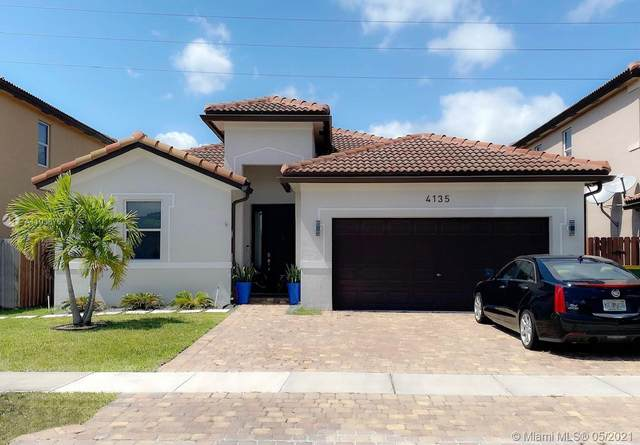 4135 NE 21st Ct, Homestead, FL 33033 (MLS #A11038765) :: Search Broward Real Estate Team