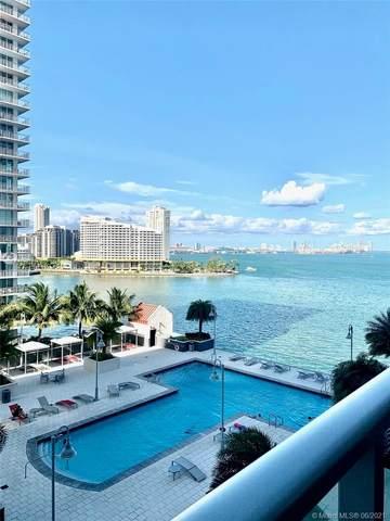 1155 Brickell Bay Dr #1004, Miami, FL 33131 (MLS #A11038902) :: Castelli Real Estate Services