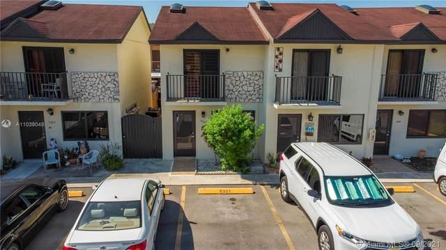 5301 W 22nd Ct #5301, Hialeah, FL 33016 (MLS #A11039049) :: Castelli Real Estate Services