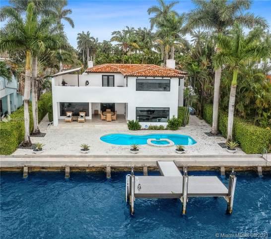 7500 Miami View Dr, Miami Beach, FL 33141 (MLS #A11039055) :: The Rose Harris Group