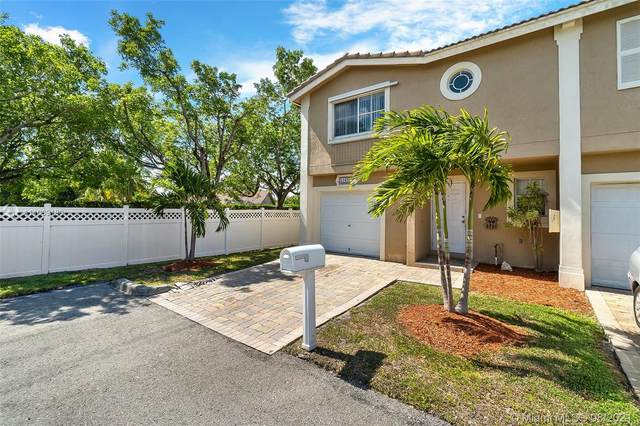 11633 NW 23rd Ct #11633, Coral Springs, FL 33065 (MLS #A11039180) :: Onepath Realty - The Luis Andrew Group
